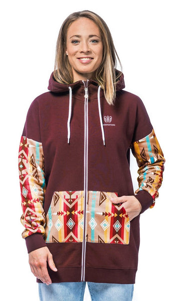 HORSEFEATHERS - LACEY HOODIE