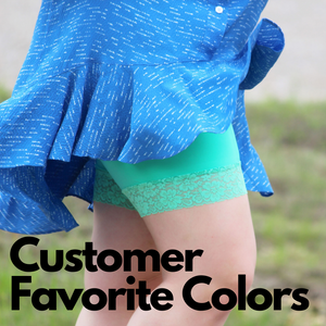 Undersummers customer favorite colors
