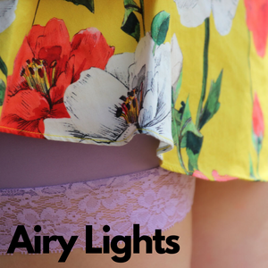 Undersummers Airy Lights Thigh Chafing Protection Collection for Spring 2020