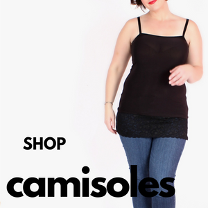 Shop Extra Long Undersummers Camisoles for regular and plus size women