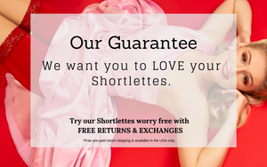 free returns and exchanges worry free try on