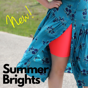 New Summer Bright Colors