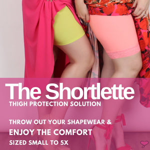 The Shortlette Thigh Protection Solution