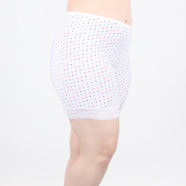 "Fusion Shortlette Anti Chafing Slipshort - 7"" Stars 1"