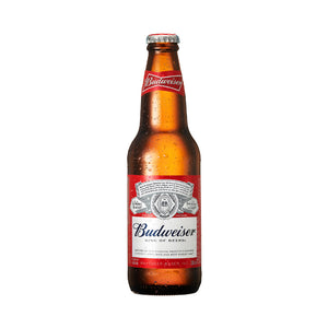Budweiser, 330ml bottle