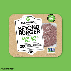 Beyond Meat Burgers, 4 pack