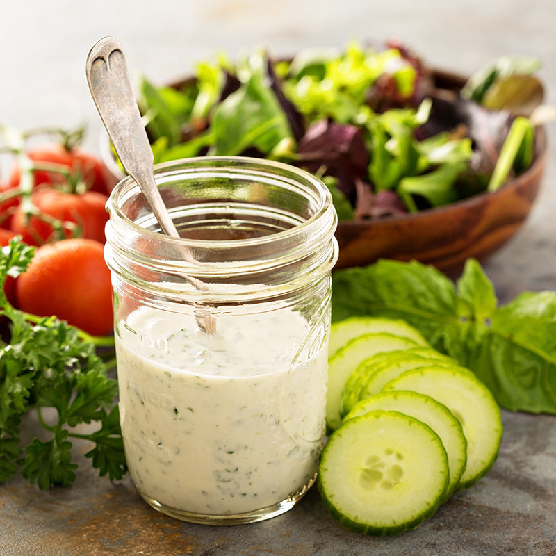 House Made Creamy Ranch Dressing, 473ml