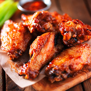 BBQ Chicken Wings, 12