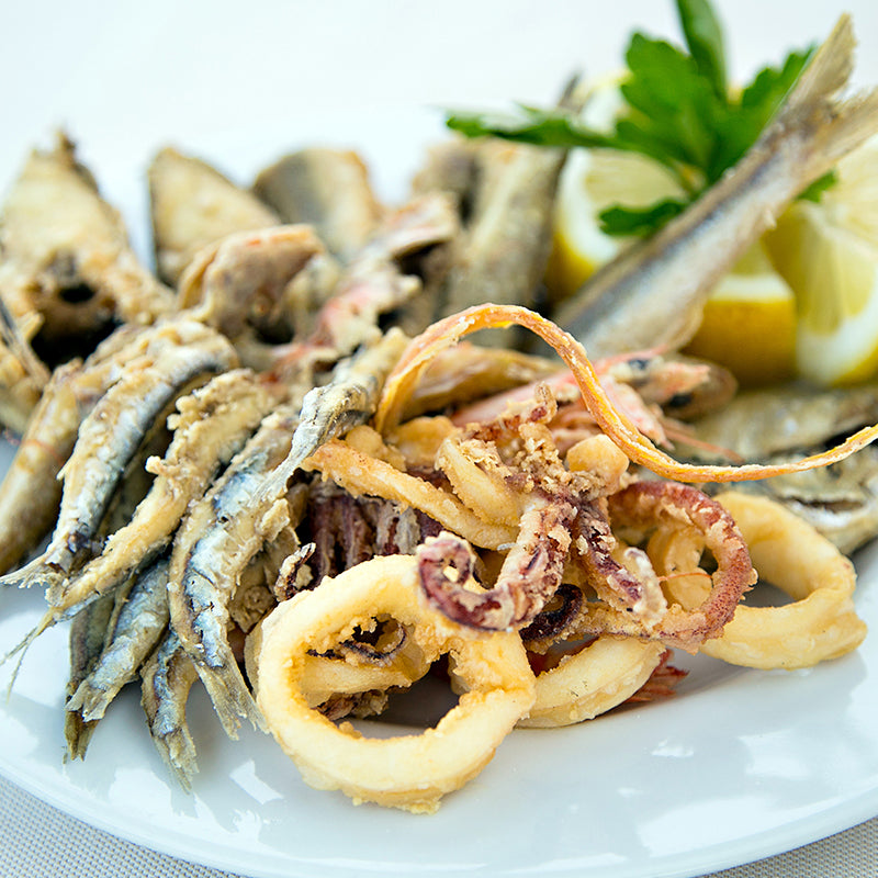 Calamari/Zucchini/Smelts Mix Pack