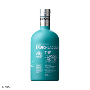 Bruichladdich Scotch Whisky, 750ml