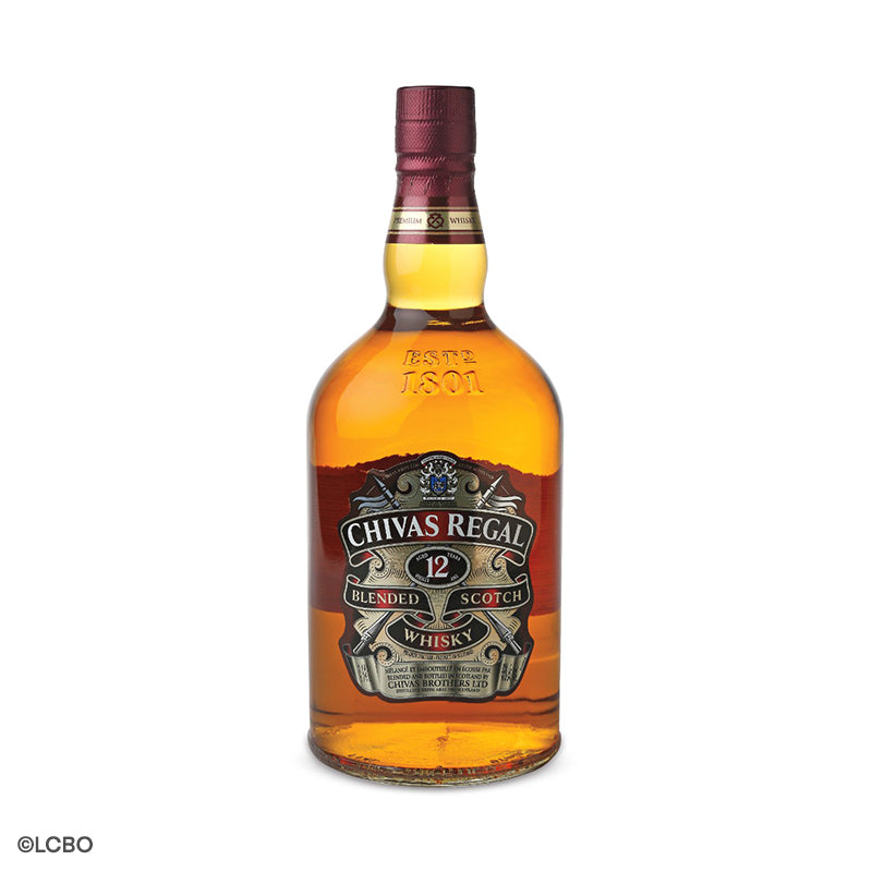 Chivas Regal Scotch Whisky, 1.14L