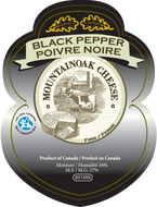 Black Pepper ~225g Wedge