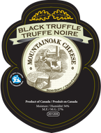 Black Truffle ~225g Wedge
