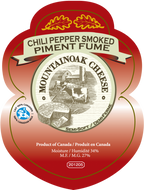 Chili Pepper Smoked ~225g Wedge