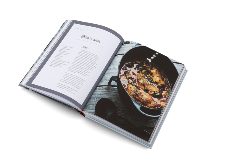 Delicious Wintertime | The Cookbook For Cold Weather Adventures