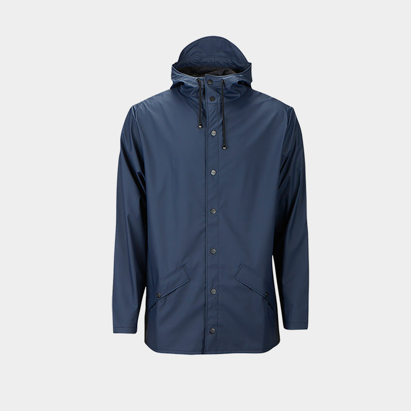 Rains Unisex Jacket Blue
