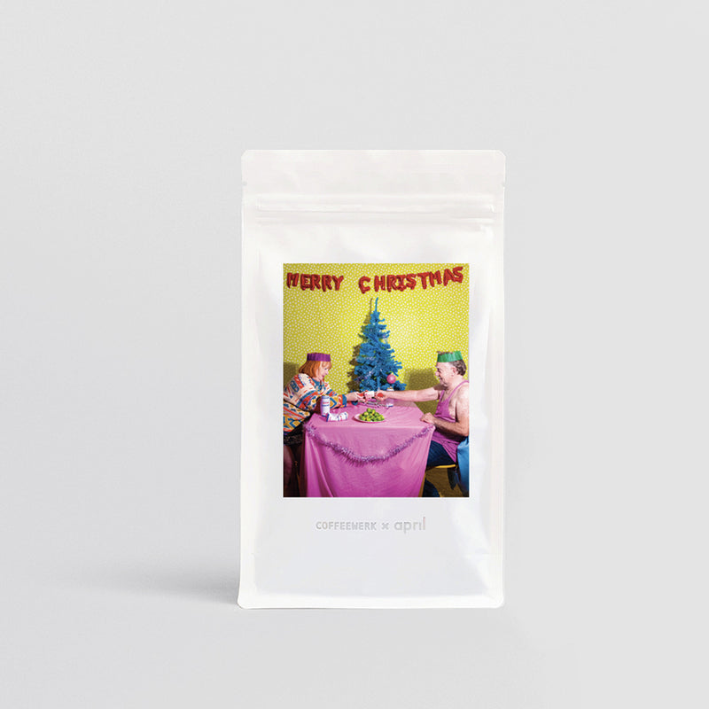 Coffeewerk X April | Merry Christmas | Kenya | Washed | Filter