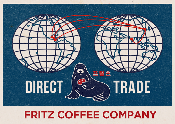 Fritz Coffee | Cafe De Altura | Costa Rica | Anaerobic Filter