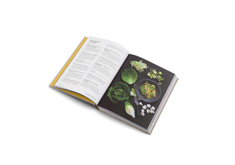 Eat Your Greens | Plant Focused Cookbook