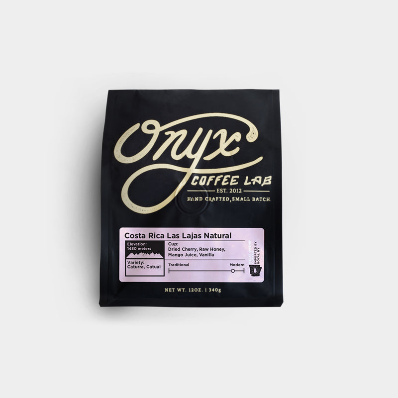 Onyx Coffee Lab - Costa Rica Las Lajas Natural 340g