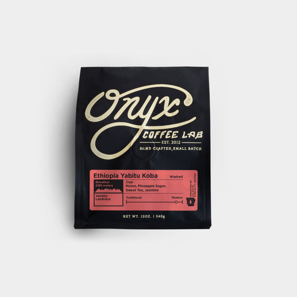 Onyx Coffee Lab - Ethiopia Yabitu Koba Washed 340g