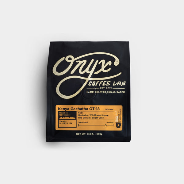 Onyx Coffee Lab - Kenya Gachatha Washed 340g