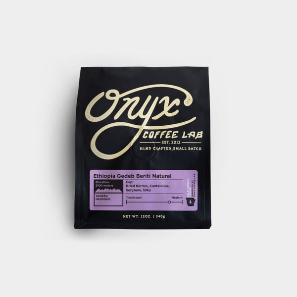 Onyx Coffee Lab - Ethiopia Gedeb Beriti Natural 340g