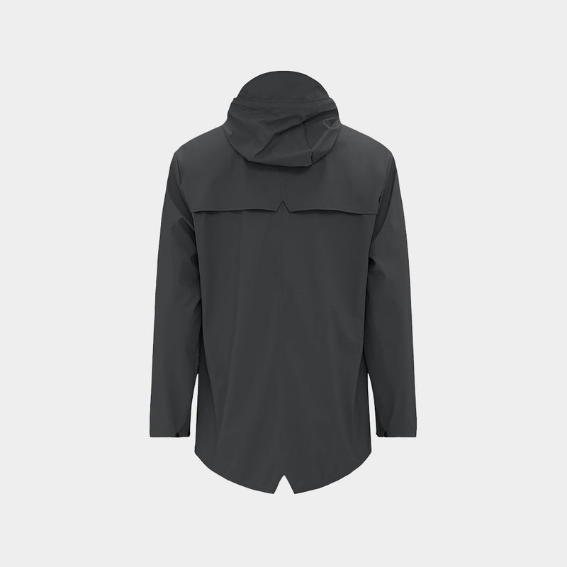 Rains Unisex Jacket Black