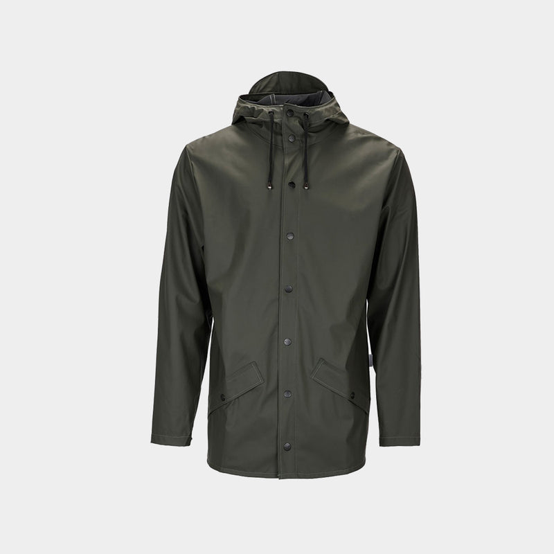Rains Unisex Jacket Sage Green