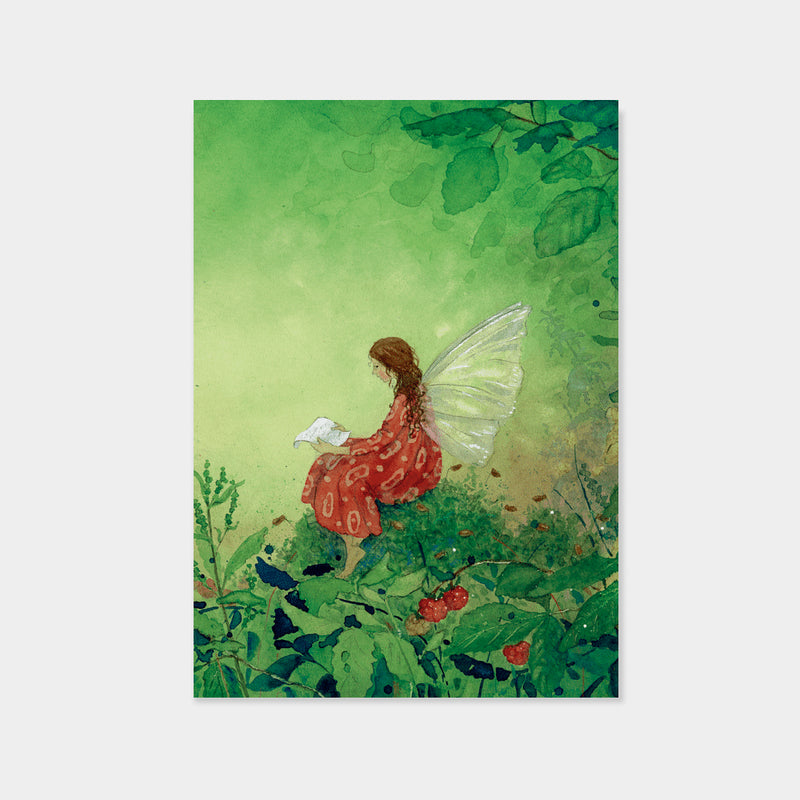 Reading Fairy | Daniela Drescher