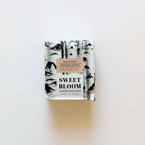 Sweet Bloom Nigatu Wase Ethiopia Filter