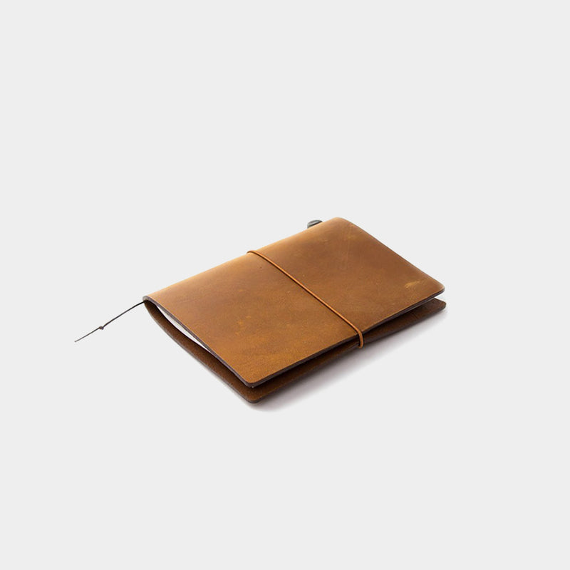 Travelers Notebook Camel Passport Size
