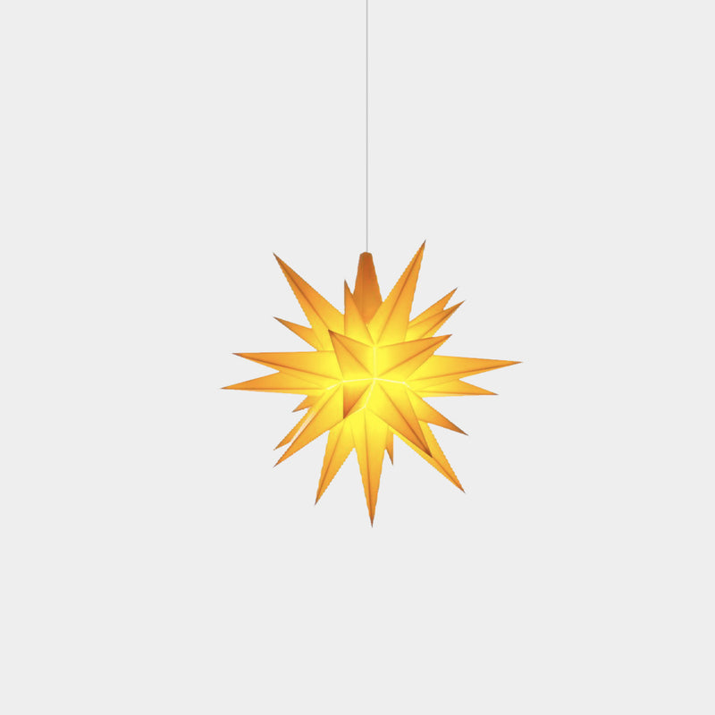 Christmas Star Yellow - Electrical