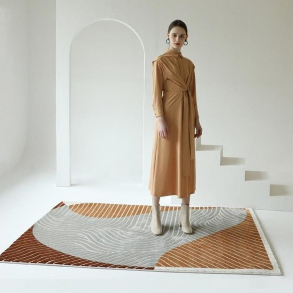 THE FEELTER Wave Rug - The Feelter