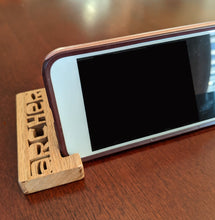 Load image into Gallery viewer, Archer Mini Phone Stand