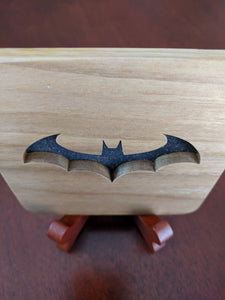 Batman Arkham Hand Cut Wooden Deskoration