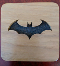 Load image into Gallery viewer, Batman Arkham Hand Cut Wooden Deskoration