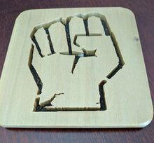 Load image into Gallery viewer, Avengers - Hulk Hand Cut Wooden Deskoration