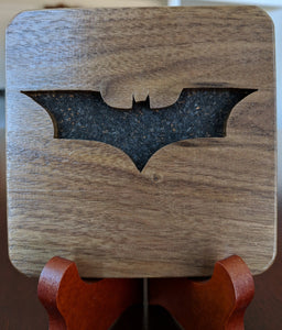 Batman Classic TV Hand Cut Wooden Deskoration