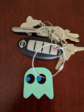 Load image into Gallery viewer, Pac-Man Key Rings