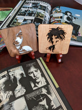 Load image into Gallery viewer, Sandman Death Hand Cut Wooden Deskoration