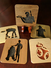 Load image into Gallery viewer, Star Wars The Child Hand Cut Wooden Deskoration