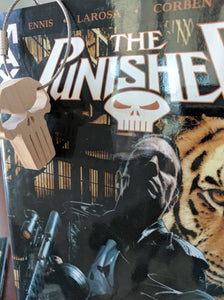 The Punisher Key Ring