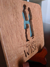 Load image into Gallery viewer, Princess Bride Hand Cut Wooden Deskoration