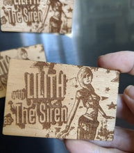 Load image into Gallery viewer, Borderlands Lilith Laser Engraved/Cut Magnet