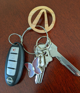 Borderlands Vault Hunter Key Ring