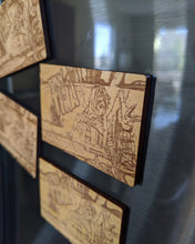 Load image into Gallery viewer, Borderlands Tiny Tina Laser Engraved/Cut Magnet