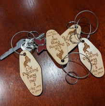 Load image into Gallery viewer, LOTR Prancing Pony Key Fob