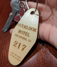 Load image into Gallery viewer, Overlook Hotel Key Fob