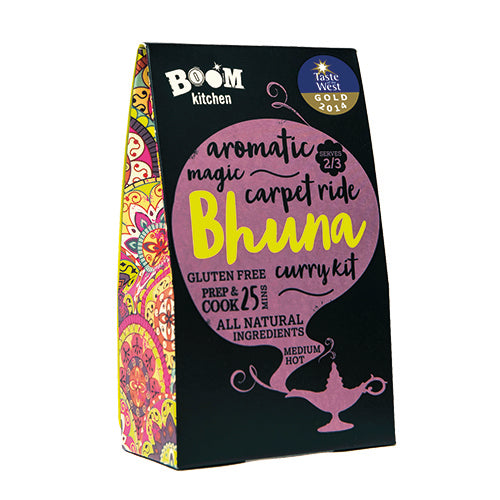 Boom Kitchen Bhuna Curry Kit, gluten-free